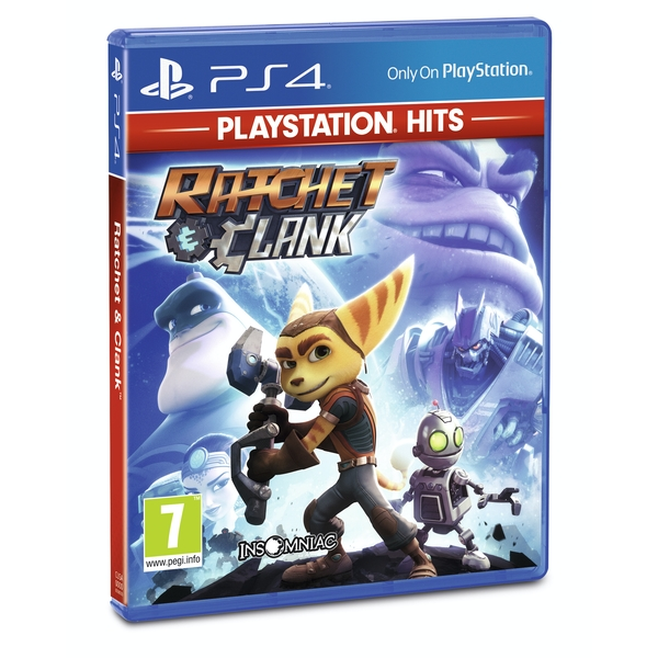 Ratchet & Clank PS4 Game (PlayStation Hits)