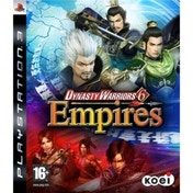 Dynasty Warriors 6 Empires Game PS3