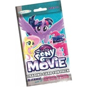 My Little Pony The Movie Trading Card Fun Booster Box (24 Packs)