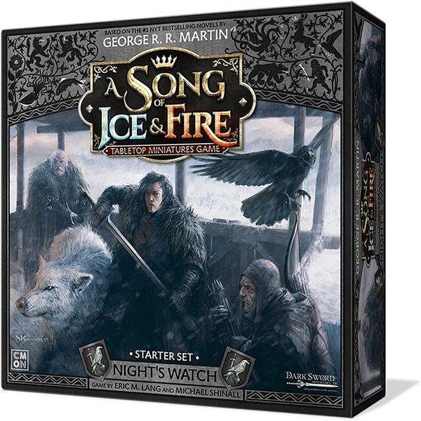 A Song Of Ice and Fire - Night's Watch Starter Set Board Game