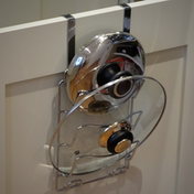 Over Door Pot & Pan Lid Holder | M&W