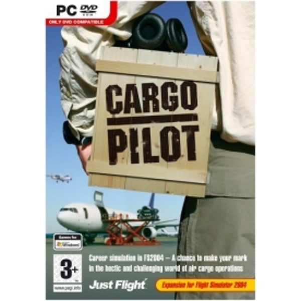 Cargo Pilot Expansion for FS 2004/FSX Game PC