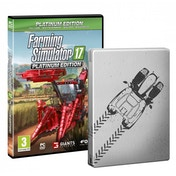 Farming Simulator 17 Platinum Steelbook Edition PC Game