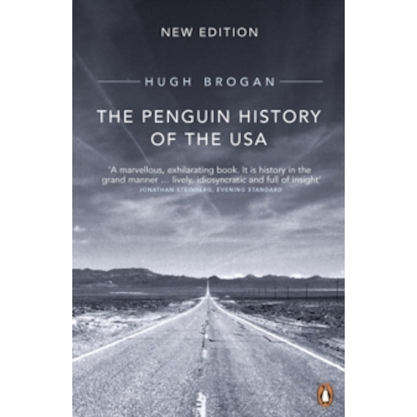 The Penguin History of the United States of America by Hugh Brogan (Paperback, 2001)