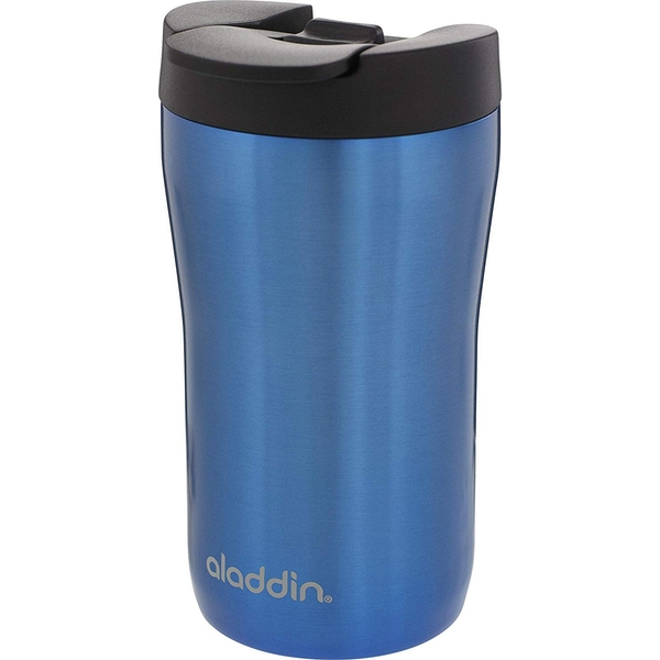 Aladdin Latte/Leak Lock Stainless Steel Travel Mug 0.25l Blue - Image 1