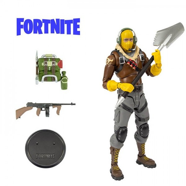 Raptor (Fortnite) McFarlane Action Figure