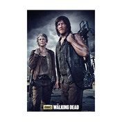 The Walking Dead Carol and Daryl Maxi Poster