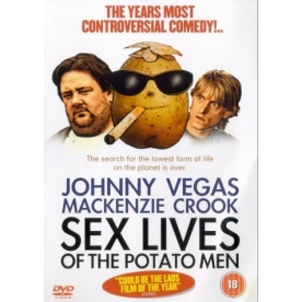 Sex Lives of the Potato Men DVD