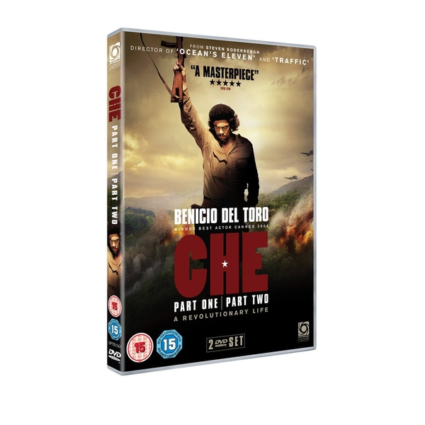 Che - Vol.1-2 - The Argentine/Guerilla DVD 2-Disc Set