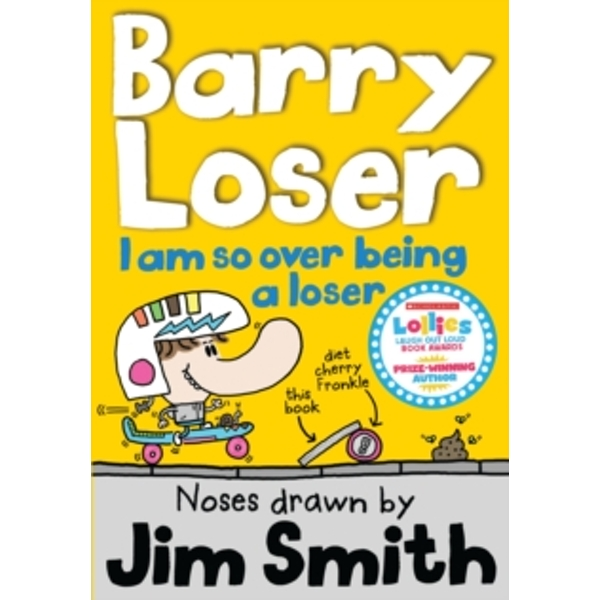 Barry Loser: I am so over being a Loser : 3