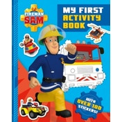 Fireman Sam: My First Activity Book