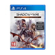 Middle-Earth Shadow of War Definitive Edition PS4 Game