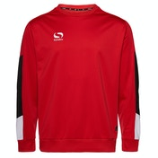 Sondico Venata Crew Sweat Youth 5-6 (XSB) Red/White/Black