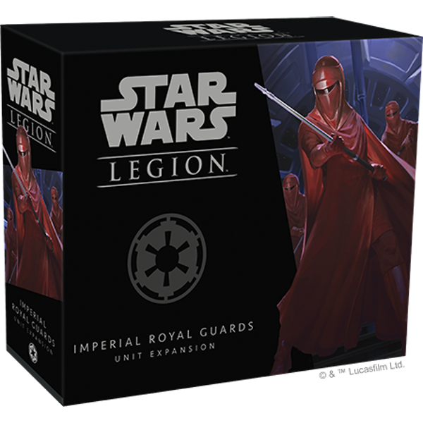 Star Wars Legion: Imperial Royal Guard Unit Expansion Board Game