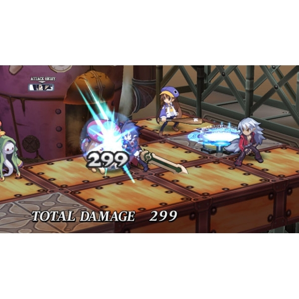 Disgaea 4 A Promise Unforgotten Game PS3 - Image 2