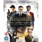 Kingsman 4K UHD Blu-ray