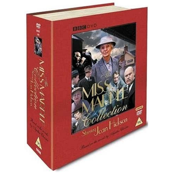 Miss Marple Collection DVD