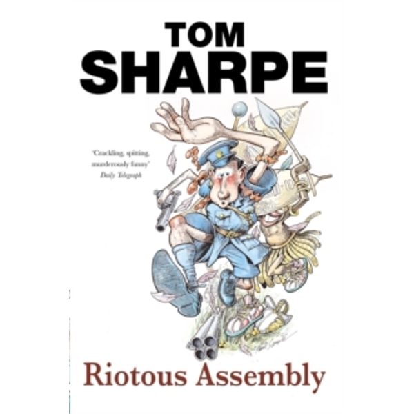 Riotous Assembly by Tom Sharpe (Paperback, 2002)