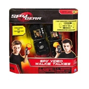 Spy Gear Video Walkie Talkie
