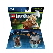 Gimli (Lord of the Rings) Lego Dimensions Fun Pack
