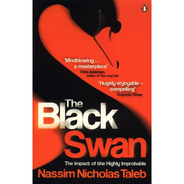 The Black Swan: The Impact of the Highly Improbable by Nassim Nicholas Taleb (Paperback, 2008)