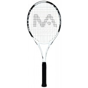 Mantis 27 inch Tennis Racket Grip 2 White