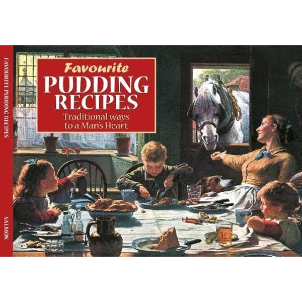 Salmon Favourite Pudding Recipes  Paperback / softback 2018