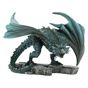 Nyx Dragon All Alator Dragons 23cm Statue