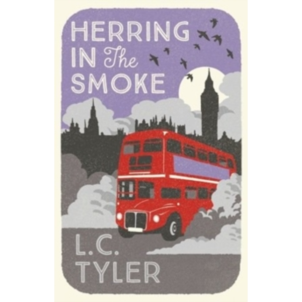 Herring in the Smoke (The Elsie and Ethelred Series) Hardcover