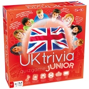 UK Trivia Junior Board Game