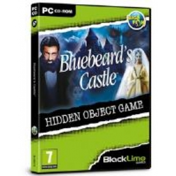 Bluebeards Castle Hidden Object Game for PC (CD-ROM)