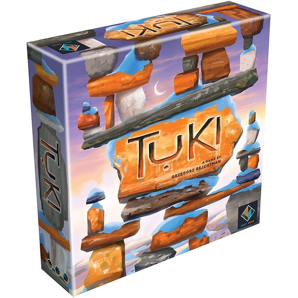 Tuki The Board Game