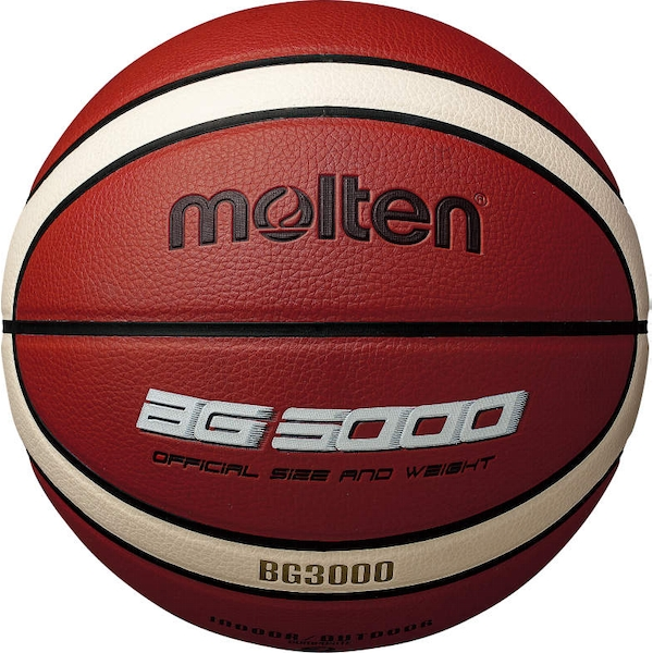 Molten 3000 Synthetic Basketball - Size 5