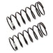 Team Associated Front Shock Springs Grey 3.60 lb/in L44 mm - Image 2