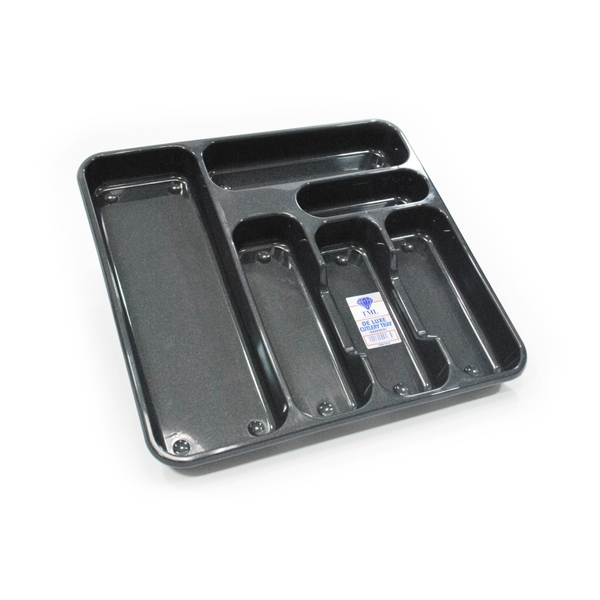 TML Large Cutlery Tray Graphite