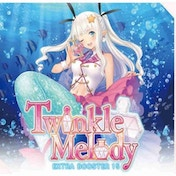CardFight Vanguard TCG: Twinkle Melody Extra Booster Box (12 Packs)