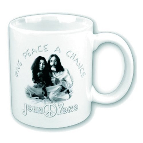 John Lennon - Give Peace A Chance Boxed Standard Mug