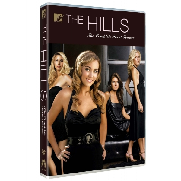The Hills Series 3 DVD