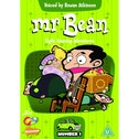 Mr Bean The Animated Adventures Number 1 DVD