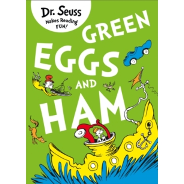 Green Eggs and Ham (Dr. Seuss) Paperback