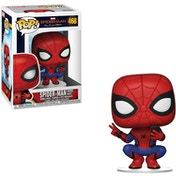 Spider-Man Hero Suit (Spider-Man Far From Home) Funko Pop! Vinyl Figure #468