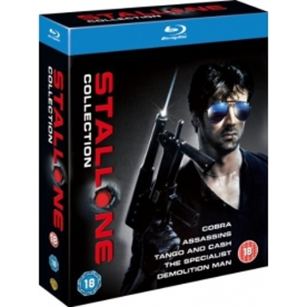 Stallone Collection Blu-Ray