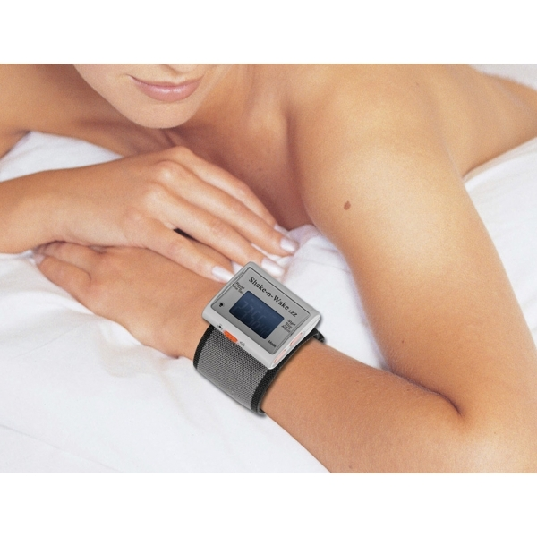 Thumbs Up! Shake n Wake Silent Alarm Clock - Image 1