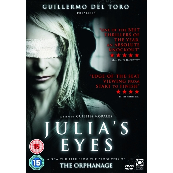 Julia's Eyes DVD