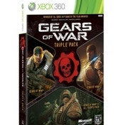 Gears of War Triple Pack Game Xbox 360