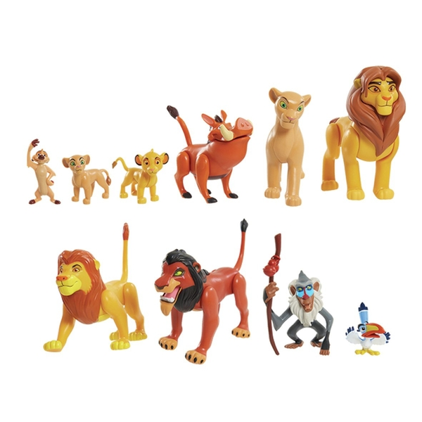 The Lion King Classic Disney Figure Set