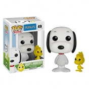 Snoopy and Woodstock (Peanuts) Funko Pop! Vinyl Figure