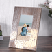 "Home Living Gold Palm Photo Frame 4"" x 6"" [Damaged Packaging] - Image 2"