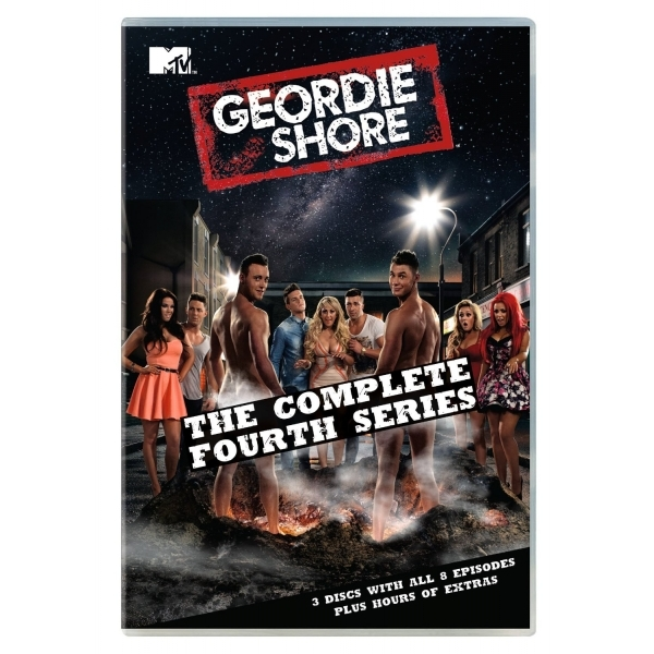 Geordie Shore Series 4 DVD