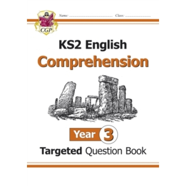 KS2 English Targeted Question Book : Comprehension Year 3